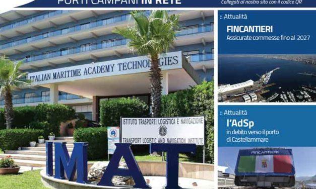IMAT, a Castel Volturno uno dei primi centri di formazione europei per marittimi
