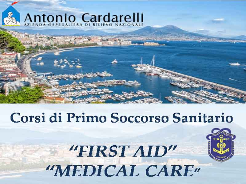 Corsi First Aid e Medical Care