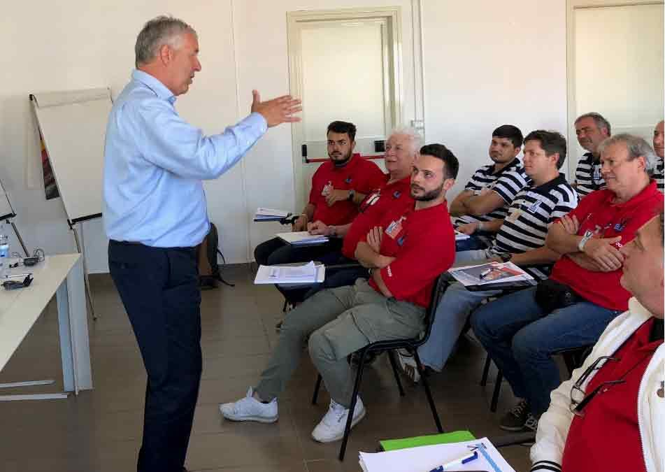 Vos Genoa meeting in IMAT
